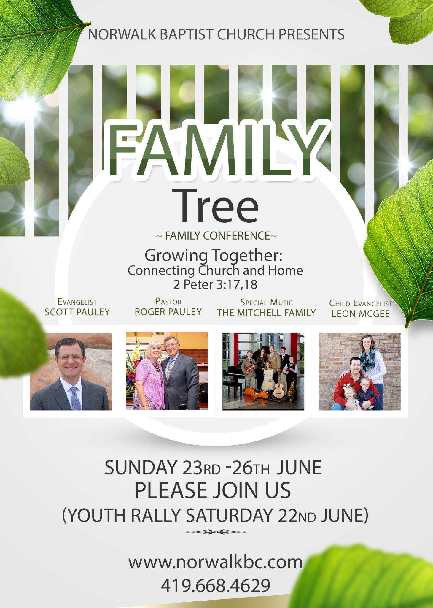 2019 Family Conference
